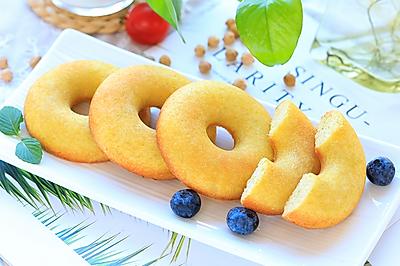 鹰嘴豆甜甜圈