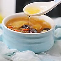 #秋天怎么吃#冰糖雪梨银耳汤的做法图解9