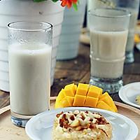 燕麦豆浆#急速早餐#的做法图解5