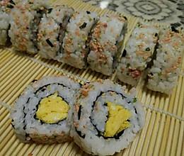 寿司-翻转寿司的做法