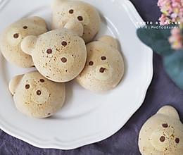 小熊麻薯面包的做法