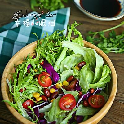 餐桌上不可缺少的解腻爽口大拌菜:附万能凉菜汁的做法