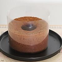 吃一口就爱上的爆浆奶盖可可蛋糕的做法图解14