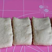 椰蓉面包棒#馅儿料美食,哪种最好吃#的做法图解7