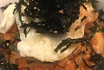 韩式辣酱拌饭的做法