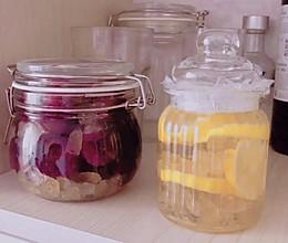 简单版酿果酒[柠檬/杨梅]的做法