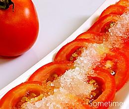 砂糖与番茄的完美搭配的做法