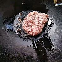 杂酱肉帽配手擀面条的做法图解3