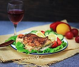 减肥减脂餐—黑椒烤鸡胸的做法
