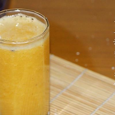 百香果橙汁——补充维生素(备孕/孕妇食谱)