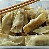 大喜大牛肉粉试用:香菇牛肉锅贴