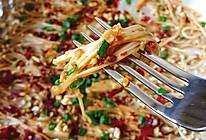 蒜香金针菇的做法