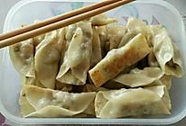 大喜大牛肉粉试用:香菇牛肉锅贴的做法