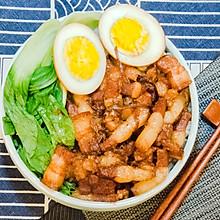 台式卤肉饭,爱上入口即化的五花肉 #秋天怎么吃#