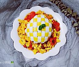 编织藜麦番茄饭的做法
