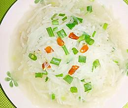 清水萝卜丝(秋冬季必吃)