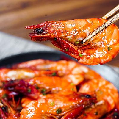 日食记丨油焖大虾