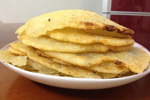 木薯饼的做法