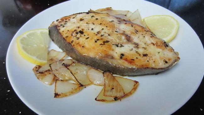 意式香煎鳕鱼的做法