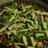 虾仁鸡肉披萨的做法图解9