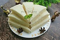 奶香白糖糕的做法
