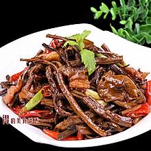 茶树菇这样做实在是太香了, 越嚼越香, 下饭特别棒