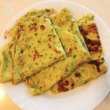 快手早餐——西葫芦鸡蛋饼