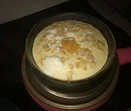 酸奶鸡蛋羹的做法