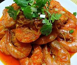 麻婆大虾的做法
