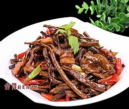 茶树菇这样做实在是太香了, 越嚼越香, 下饭特别棒的做法