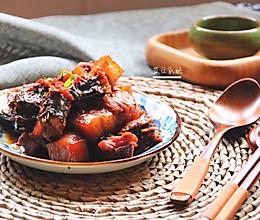 黄夫鲞烧肉的做法