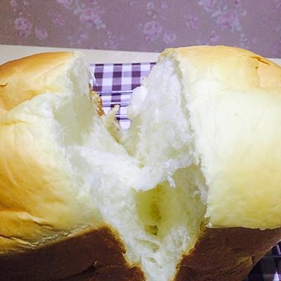 拉丝面包(面包机简单版)