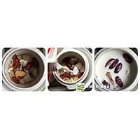 海椰皇花胶炖奶的做法图解4