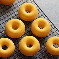 橙味甜甜圈蛋糕,在家就可复刻的经典美味的做法图解16