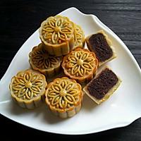 广式豆沙月饼~附炒豆沙馅的做法图解12