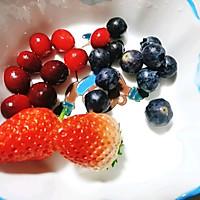 """多莓苏打水#""""莓""""好春光日志#的做法图解2"""