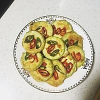 韩式煎西葫芦饼