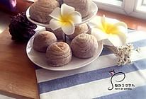 香芋酥#东菱魔法云面包机#的做法