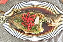 家常清蒸桂花鱼的做法
