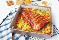#母亲节,给妈妈做道菜# 经典风味烤猪肋排的做法