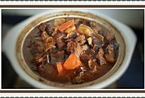 牛肉燒土豆的做法