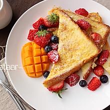 让一天都明媚起来的早餐—法式吐司