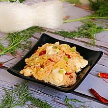 #肉食者联盟#包菜粉丝炒蛋