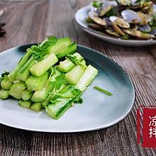 #爽口凉菜,开胃一夏!#凉拌小黄瓜