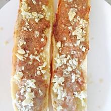 蒜香橄榄油吐司