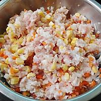 玉米马蹄猪肉饺子的做法图解9