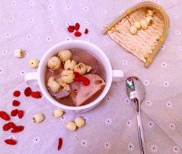 莲藕莲子炖排骨#我要上首页清爽家常菜#的做法