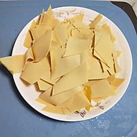 东北菜《尖椒干豆腐》的做法图解1