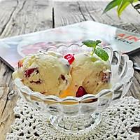 蔓越莓冰激凌#苺汁苺味#的做法图解11