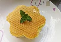 花型日式松饼的做法